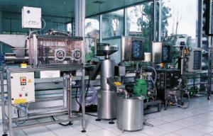 Plantas Piloto para Estudo do Ciclo Tecnológico do Processamento de Alimentos