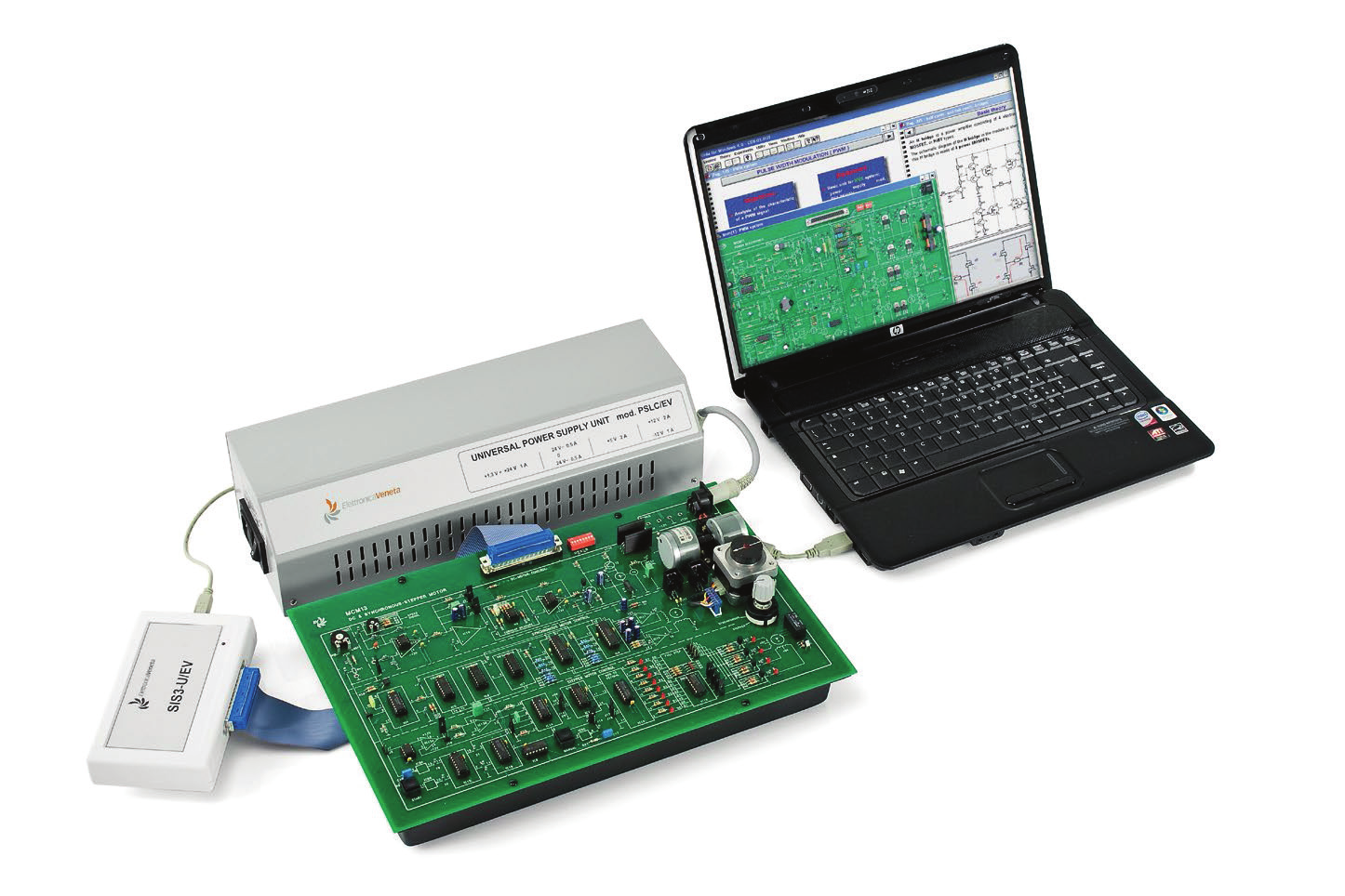 Eletricidade, Eletrônica Analógica e Digital – Ref. DT-EL001