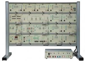 Bastidor com Condicionadores de Sinais – Ref. DT-CP002