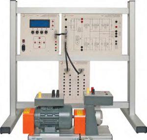 Sistemas Didáticos Modulares para Acionamento de Motores AC – Ref. DT-ET002