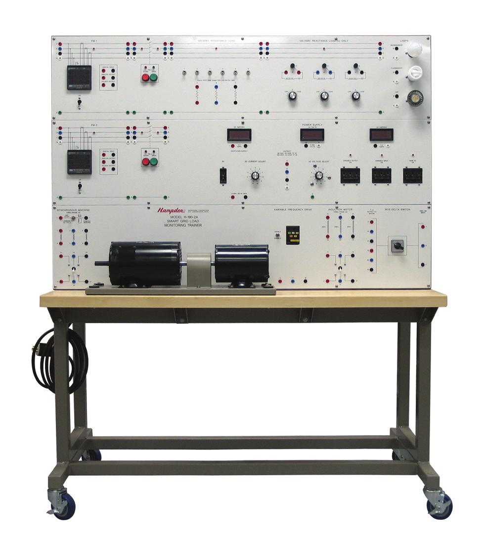 Sistema Smart Grid de Estudos em Monitoramento de Carga – Ref. DT-SG002