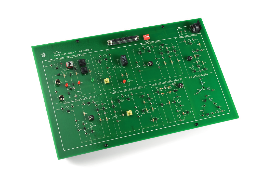Circuitos e Sistemas DC – Ref. DT-EL001.01