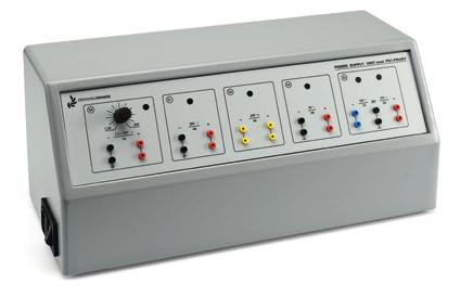 Sistema para Estudos em Eletrônica Industrial Básica – Ref. DT-ET004
