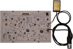 Módulo para Estudo e Teste de Equipamentos de Fisioterapia, Estimuladores e Desfibrilador – Ref. DT-EB004