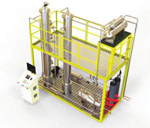 Planta Piloto de Processo de Absorção de Líquido e Gás – Ref. DT-PG014