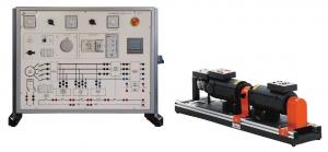 Módulo de Controle e Proteção/ Grupo Motor-Gerador Síncrono – Ref. DT-EE001.00