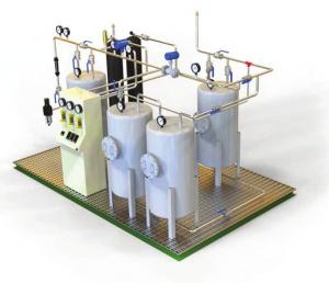 Planta Piloto de Medida de CO² – Ref. DT-PG015