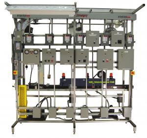 Célula para Estudo de Manutenção Eletromecânica – Ref. DT-MT003