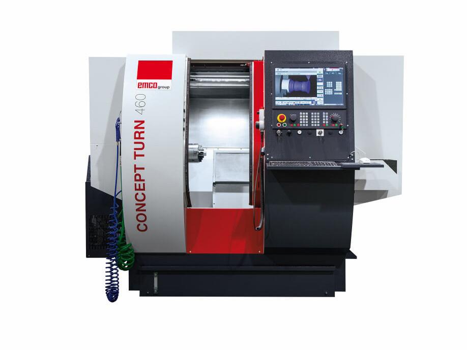 Torno CNC Controlado por PC – Ref. DT-MN008