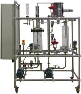 Planta de Controle de Processos – Multiprocessos – Ref. DT-CP003