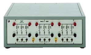 Carga Indutiva Variável – Ref. DT-EE001.06