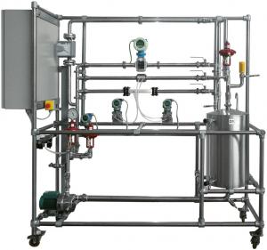 Planta de Controle de Processos – Vazão e Pressão – Ref. DT-CP006