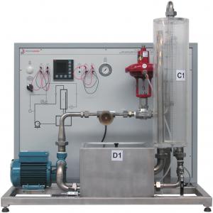 Unidade de Controle de Processos – Nível e Vazão – Ref. DT-CP014