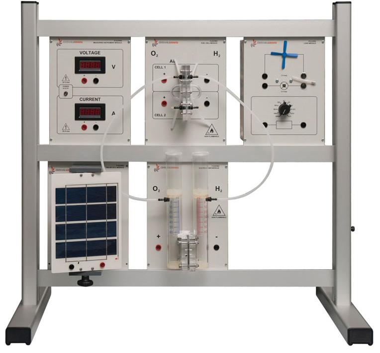 Sistema para Estudos e Pesquisas em Células de Combustível – Ref. DT-ER017