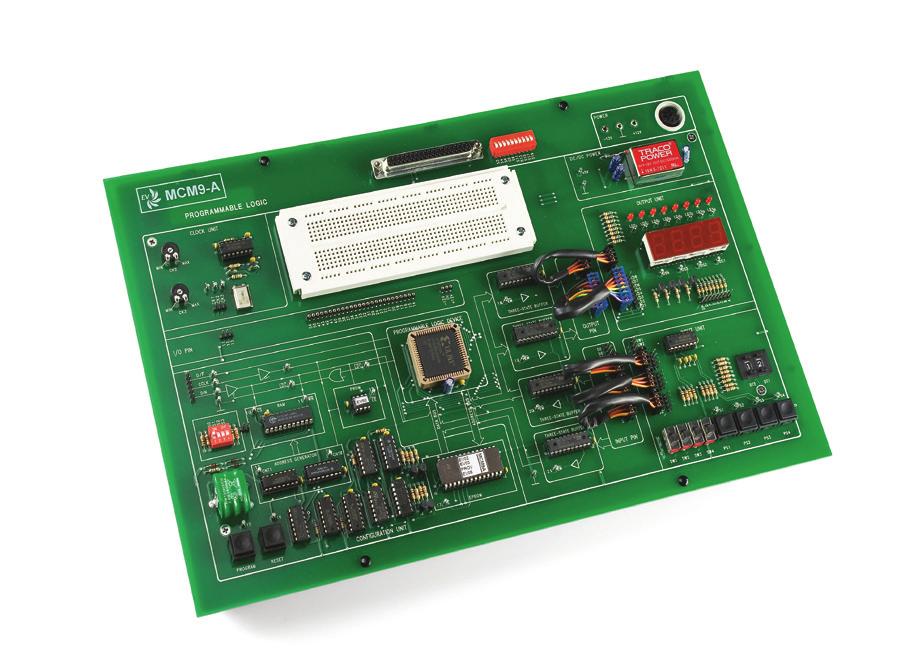 Lógicas Programáveis FPGA – Ref. DT-EL001.09A