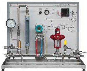 Unidade de Controle de Processos – Vazão – Ref. DT-CP018