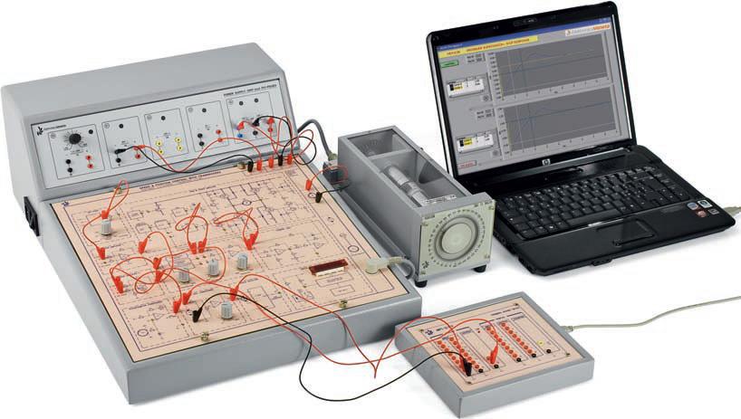 Sistema para Experimentação Avançada em Eletrônica – Ref. DT-ET015