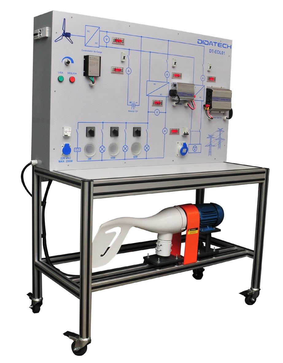Sistema de Estudos em Energia Eólica – Ref. DT-ER020