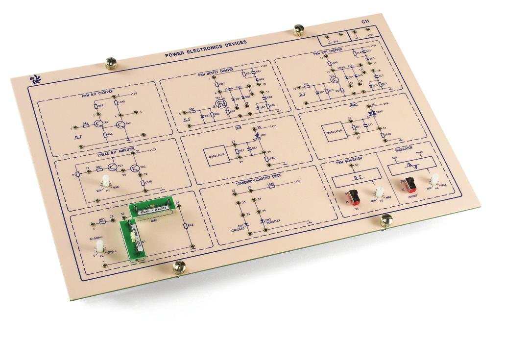 Eletrônica Industrial Avançada: Dispositivos e Regulação de Potência – Ref. DT-ET015.01