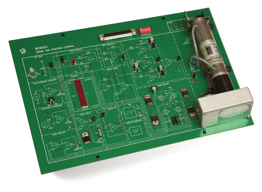Controle de Velocidade e Posição – Ref. DT-CP025