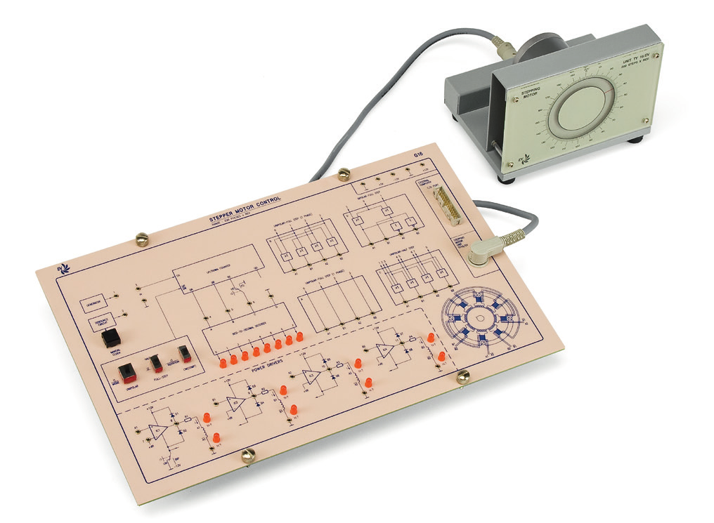 Controle para Motor de Passo – Ref. DT-CP036