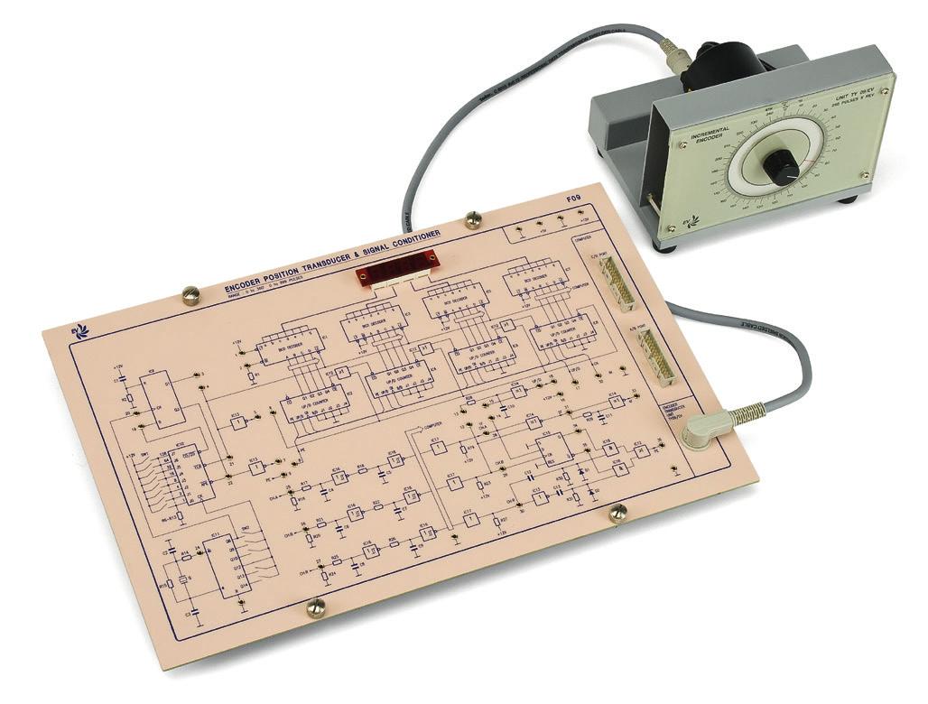 Transdutor de Posição com Encoder e Condicionador de Sinal – Ref. DT-CP038