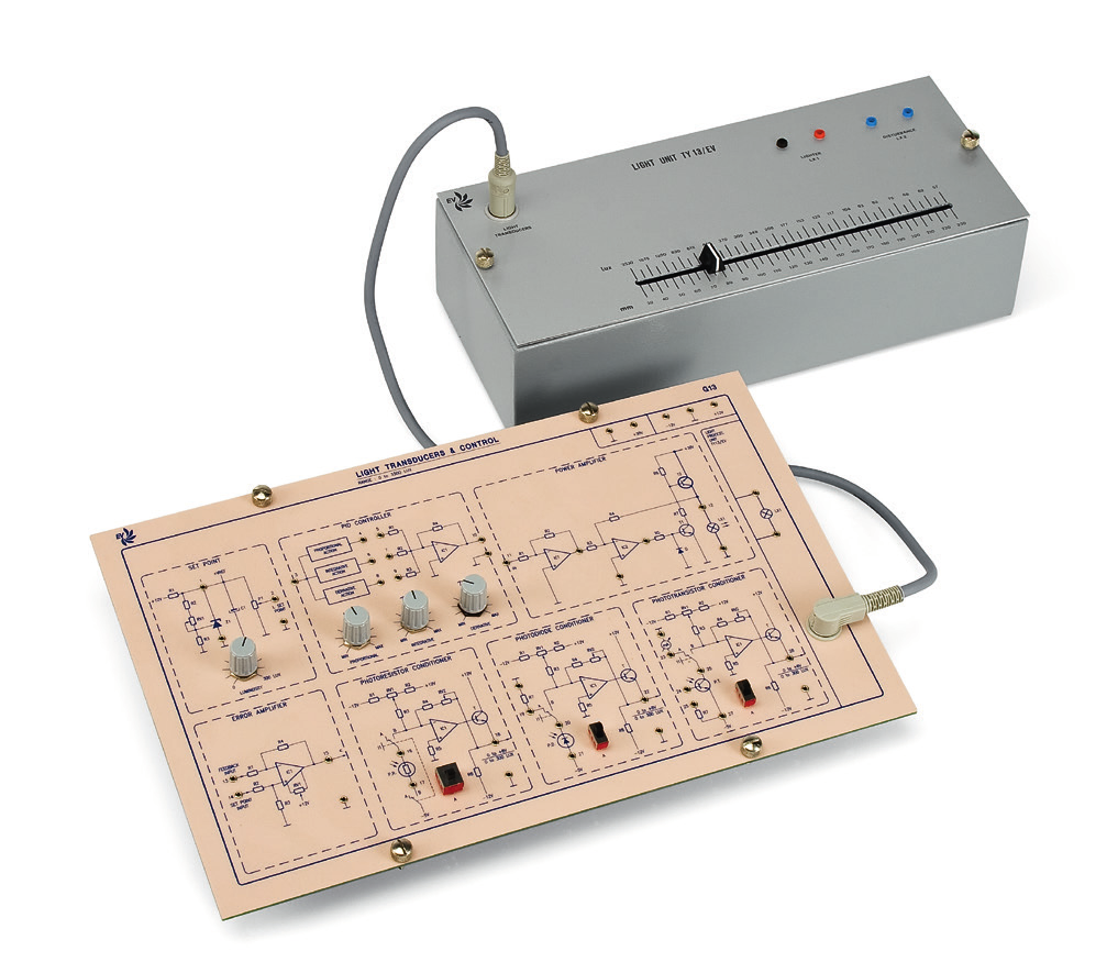 Transdutor e Controle de Luminosidade – Ref. DT-CP040
