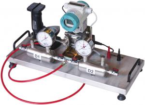 Treinador de Transmissor de Pressão Diferencial – Ref. DT-CP042