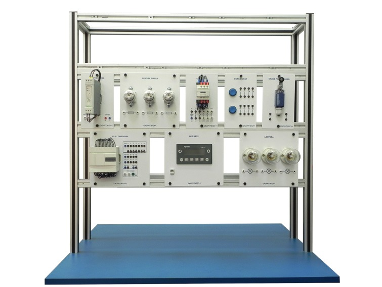 Sistema de Treinamento CLP ASI/PROFIBUS – Ref. DT-AI018
