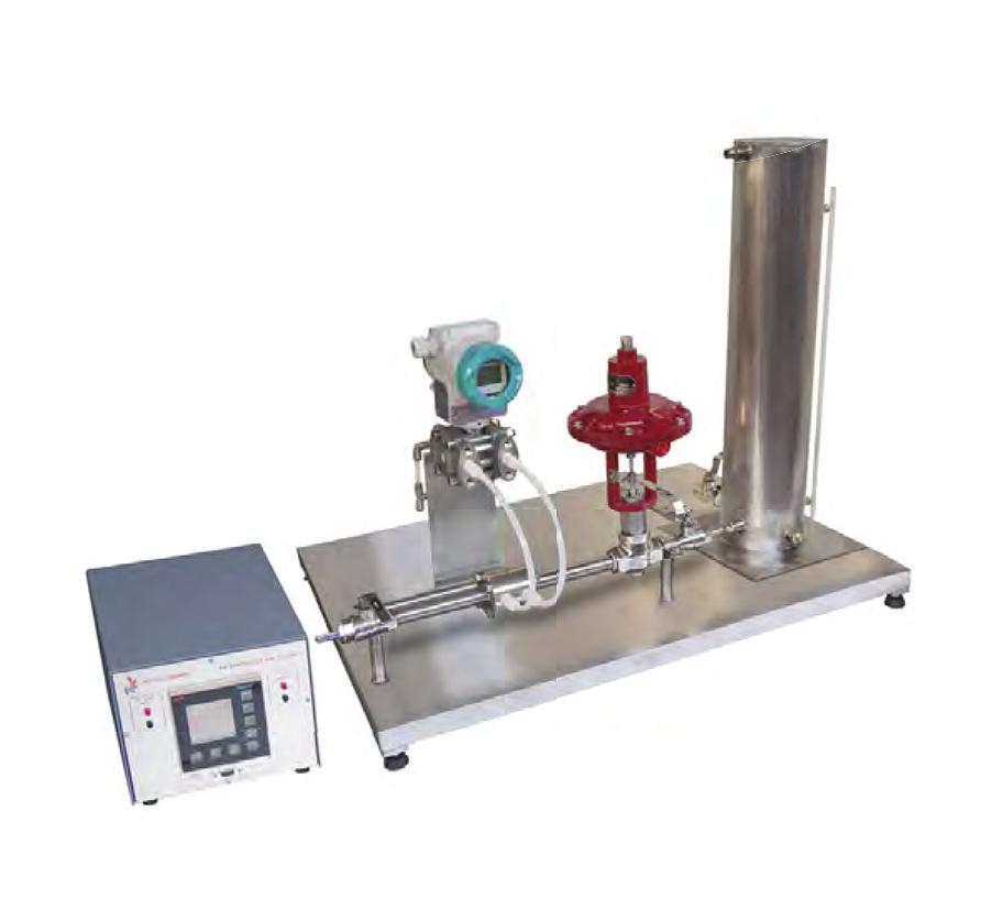 Unidade para Controle Multiprocessos (vazão, nível, pressão) – Ref. DT-CP049