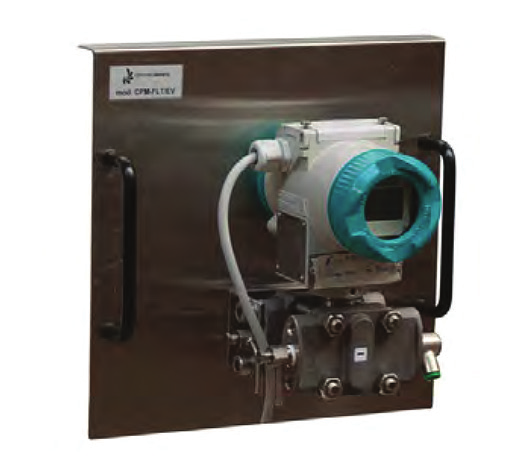 Módulo Transmissor de Vazão e Nível – Ref. DT-CP050.11