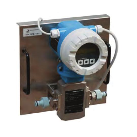 Módulo Transmissor de Vazão – Ref. DT-CP050.12