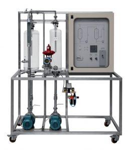 Unidade de Controle de Processo de Nível com Controlador PID e Software SCADA – Ref. DT-CP052