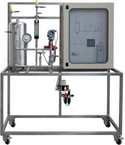 Unidade de Controle de Processo de Pressão com Controlador PID e Software SCADA – Ref. DT-CP053