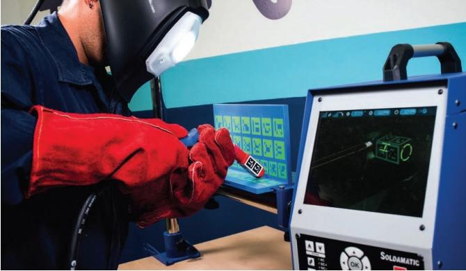 Tecnologia Educacional de Realidade Aumentada para Soldagem – Ref. DT-SO001