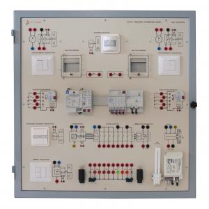 Laboratório de Ensino Integrado: Painel de Sistemas BUS KNX – Ref. DT-ET025