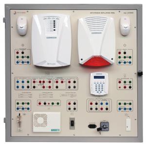 Laboratório de Ensino Integrado: Painel de Sistemas Antirroubo – Ref. DT-ET027