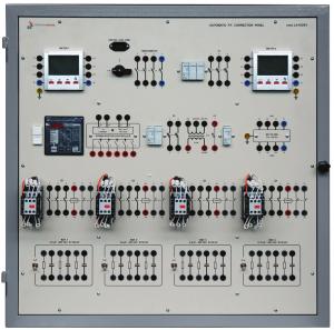 Laboratório de Ensino Integrado: Painel de Correção Automática de Fator de Potência – Ref. DT-ET031