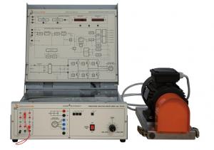 Sistema de Estudo em Inversor para Motor Assíncrono Trifásico – Ref. DT-ET043