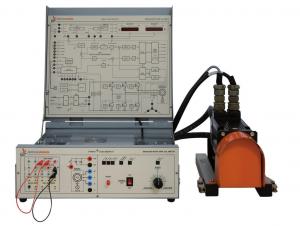 Sistema de Estudo em Servomecanismo para Motor sem Escovas – Ref. DT-ET044