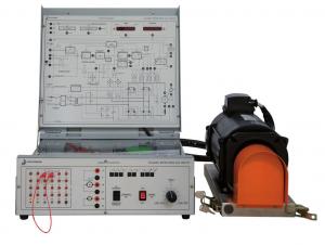 Sistema de Estudo em Servomecanismo para Motor DC-Shunt – Ref. DT-ET045