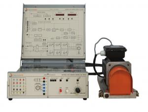 Sistema de Estudo em Servomecanismo de Controle Vetorial orientado por Campo para Motor Assíncrono Trifásico – Ref. DT-ET046