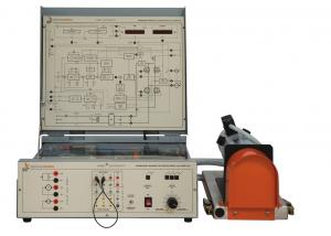 Sistema de Estudo em Servomecanismo para Motor DC de Ímãs Permanentes – Ref. DT-ET047