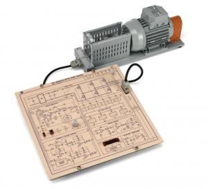 Controle de Velocidade para Motores  Trifásicos com Unidade Externa – Ref. DT-ET049