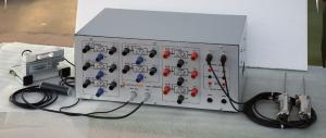 Sistema Computadorizado de Medidas Elétricas e Ensaios de Laboratório, com Software de Controle – Ref. DT-ET050
