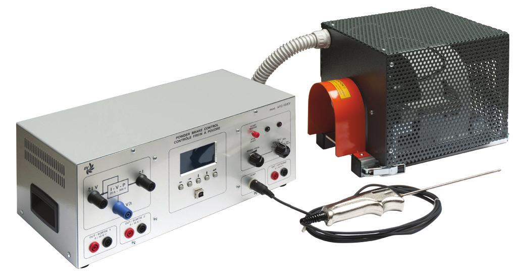 Unidade de Frenagem e Carga – Ref. DT-ET050.01