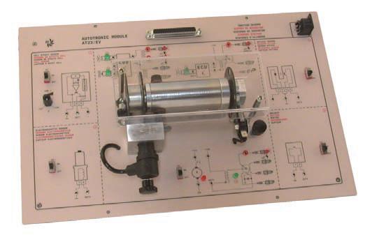 Módulo de Estudos em Sistemas de Controle de Ignição – Ref. DT-AU065.23
