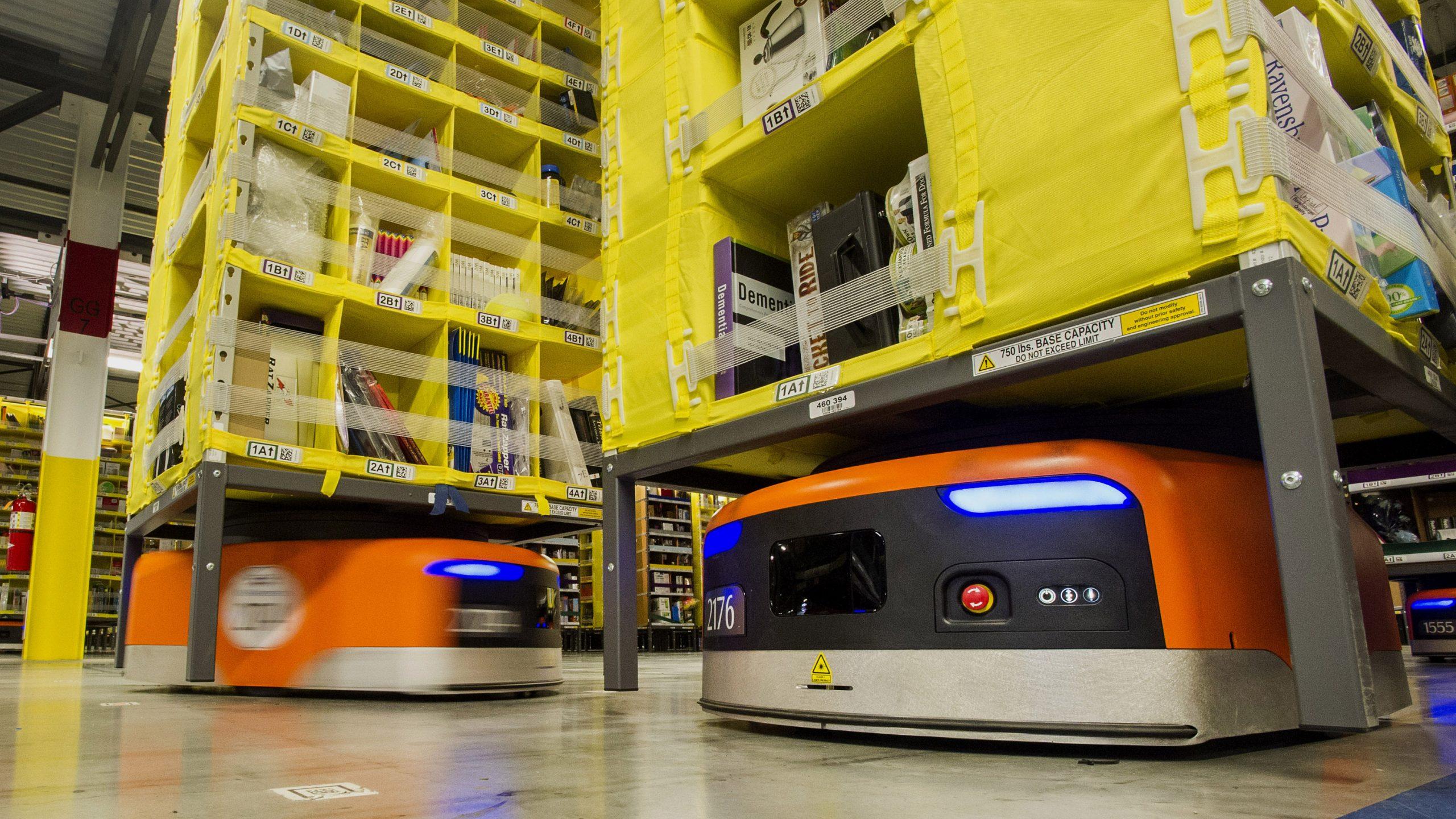 Desafio de volta às aulas da Amazon Cyber Robotics